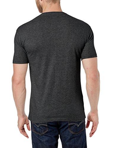 Pacco da 10 Lower East basic T-Shirts con Scollo Rotondo