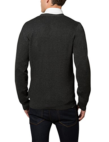 Henbury Mens Lightweight V Cardigan Uomo