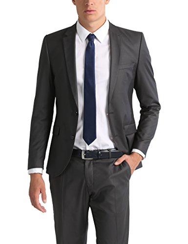 mejores marcas la mejor actitud mejor autentico Lower East Le239, Corbata Hombre, Azul (Navy), Talla única